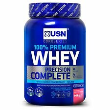 USN 100% Premium Whey Protein Concentration & Whey Isolate For Lean Muscle Grow