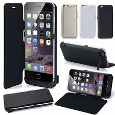 10000mAh External Battery Backup Charger Power Bank Case Cover f.iPhone 6s Plus