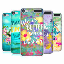 OFFICIAL NATASHA WESCOAT WATERCOLOUR WONDERS BACK CASE FOR APPLE iPOD TOUCH MP3