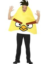SALE Funny Phone App Game Angry Birds Mens Fancy Dress Stag Party Costume Outfit