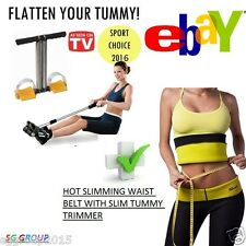 Tummy Trimmer and hot shaper Home zym Workout Fitness Exercise For Men & Women