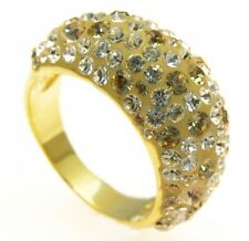 Modeschmuck Ring mit Swarovski Elements PR112