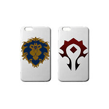 Horde and Alliance - World of Warcraft Inspired -  WoW Phone Case