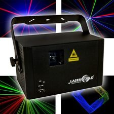 Laserworld CS-1000RGB MKII DJ Disco Compact Laser Show Projector System