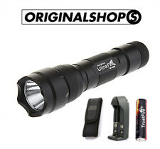 Rechargeable TORCH CREE T6 LED 1050 LUMENS FLASHLIGHT SPECIAL POLICE/ BRAND NEW