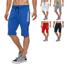 Geographical Norway Herren Sweat Shorts Trainings-Shorts Bermudas Kurze Hose %