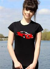 Alfa Romeo 33 Stradale iconic car. 100% cotton T-shirt Ladies all sizes