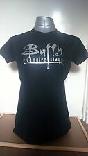 BUFFY THE VAMPIRE SLAYER DOUBLE SIDED LADIES T SHIRT