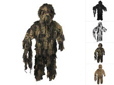 "MFH Tarnanzug ""Ghillie Suit"" Tarnkleidung Camo Camouflage Paintball M/L-XL/XXL"