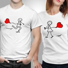 Couple Tshirts- Running Love (by iberrys)