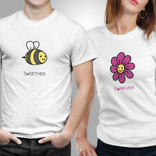 Couple Tshirts- Togther Bee (by iberrys)