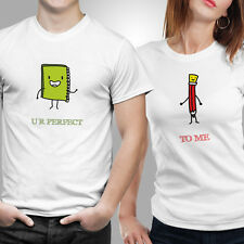 Couple Tshirts- Ur Perfect no Tebook (by iberrys)