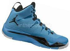 Nike Jordan Superfly 2 BG GS Dark Powder Blue Junior Womens Boys Girls Trainers