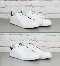 NEU ADIDAS ORIGINALS STAN SMITH LEDER WEIß SKATE SNEAKER  SUPER TURNSCHUHE