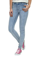 NEU Vero Moda Damen Skinny Jeans Women Denim Trousers Tight Fit Vintage Blue