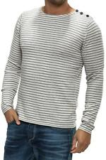 Selected Herren Strickpullover Jumper Sweater Knit Pullover Strick Sweatshirt %