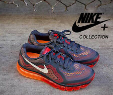 Nike Air Max 2014 Anthracite/Crimson Mens Running Shoes 621077-006