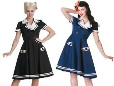 SWING DRESS  50s style Dress PIN UP DRESS Rockabilly Dress  8 14 18 Plus Size