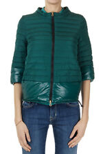 DUVETICA Women Green AFRODITE Down Jacket with New Goose Down New with Tag