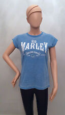 ADULT Ladies Official BOB MARLEY Musician Music T shirt from PRIMARK