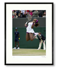 Serena Williams Tennis Fine Art Photo-Signed By Photographer Limited Edition New