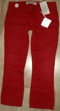 Neu Drykorn Damen Jeans 3/4 Crushed Stretch  FB 51 Rot W 26 - W 30 , L 32 - L 34