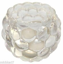 1 4 12 Medium Glass Bubble Tea Candle Holder Wedding Table Decoration Accessory