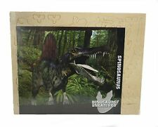 Dinosaurs Unearthed infantil montar paquete plano 3d madera Puzles Dino