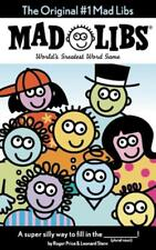 THE ORIGINAL NUMBER 1 MAD LIBS - NEW PAPERBACK BOOK