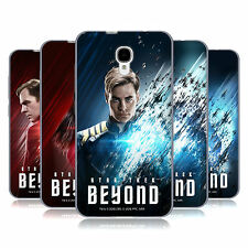 UFFICIALE STAR TREK PERSONAGGI BEYOND XIII CASE IN GEL PER ALCATEL TELEFONI