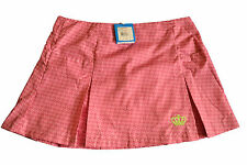 Adidas Originals Womens BL Graphic Missy Elliot Skirt Size 12 or 14 Pink 740752