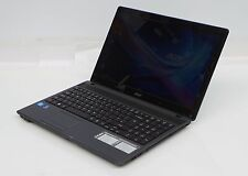 ACER ASPIRE 5349 LAPTOP INTEL CELERON B815@1.60GHz 4GB RAM 320GB HDD WIN 7. FTI