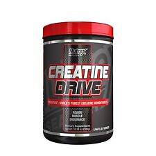 Nutrex Creatine Monohydrate For Lean Muscle Mass Strength & Power Unflavoured