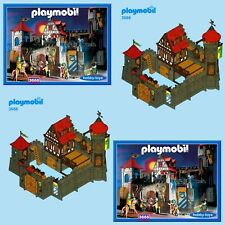 Playmobil * MEDIEVAL CASTLE 3666 3667 * Spares Parts * Max UK P&P £2.99 / Order