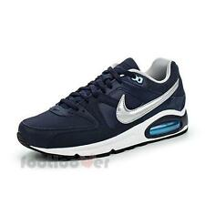 Scarpe Nike Air Max Command Leather 749760 401 running Uomo Obsidian Blue Metall