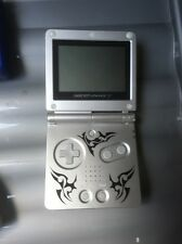 Nintendo Gameboy Advance Sp - Tribal Edition - Works Perfect