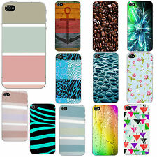 Patterned Silicone or Hard Case Cover For Apple iPhone 4 4s (Set 021)