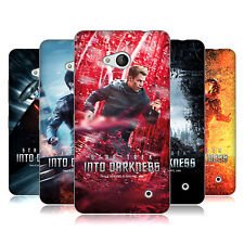 UFFICIALE STAR TREK POSTER INTO DARKNESS XII CASE IN GEL PER MICROSOFT TELEFONI
