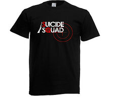Suicide Squad Adult & kids T-Shirts GLOW IN THE DARK DESIGN , DC COMICS 3-XXL