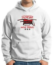 Felpa Hoodie T0401 showtime the ultimate martial warriors arti marziali