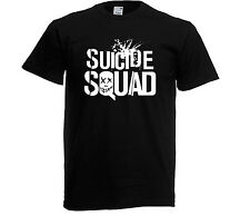 Suicide Squad Adult & kids T-Shirts GLOW IN THE DARK DESIGN , DC COMICS ##3-XXL