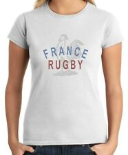 T-shirt Donna T0964 france rugby sport