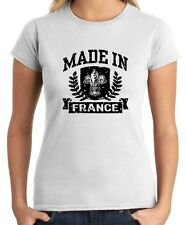 T-shirt Donna TSTEM0059 made in france fitted