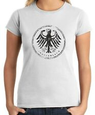 T-shirt Donna WC0369 GERMANY T-SHIRT - DEUTSCHLAND ICON