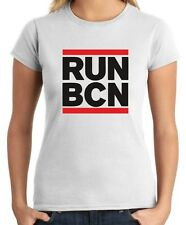 T-shirt Donna WC0545 Run Barcelona BCN