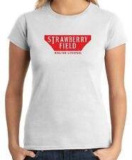 T-shirt Donna WC0571 Strawberry Field
