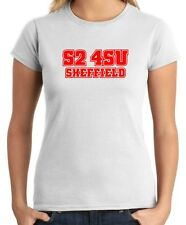 T-shirt Donna WC1070 sheffield-utd-postcode-tshirt design