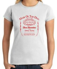 T-shirt Donna BEER0224 Hair of the Dog that Bit Me