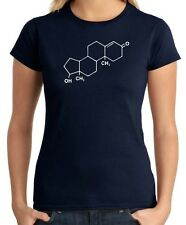 T-shirt Donna OLDENG00367 testosterone