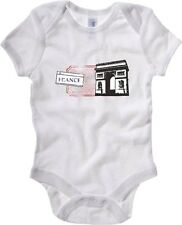 Body neonato T0620 Francia fun cool geek